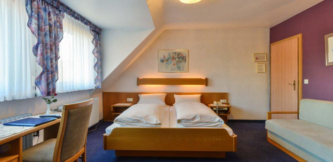 Hotel Doppelzimmer