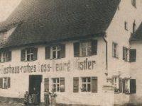 Rotes Roß Außenansicht 1913